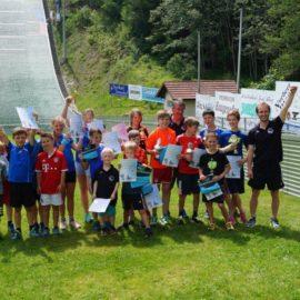 Sonnenhofcup 2016 – Topränge für Rastbüchler