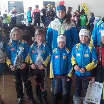 Spitzenplätze bei Oberösterreichs Langlaufevent