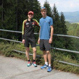 Internationale Spitzensportler wieder zu Gast in Rastbüchl