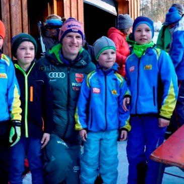 Super Resonanz beim Skispaß in Rastbüchl